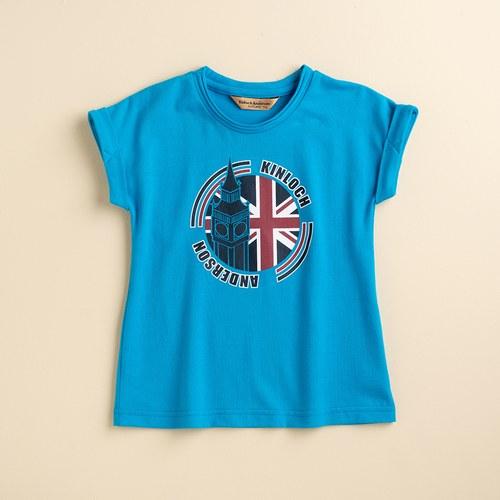 KA英國倫敦鐘短袖上衣(共四色)