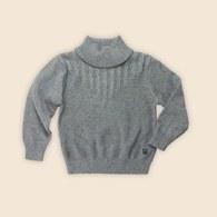 KA高領針織上衣 (共三色)