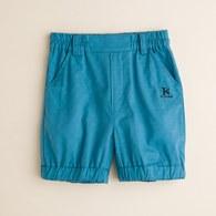 KA純棉素色束口短褲(共三色)