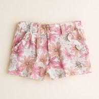 KA滿版印花雙口袋短褲(共二色)