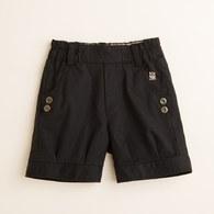 KA釦子裝飾口袋短褲(共二色)