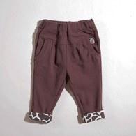 KA反折動物紋9分褲(共二色)