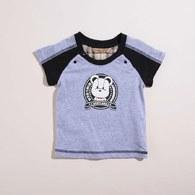 KA熊熊發泡印花短袖T恤(共三色)