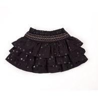 KA黑膜星星蛋糕裙