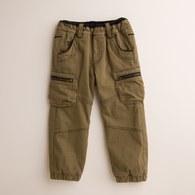 KA水洗多口袋長褲(共二色)