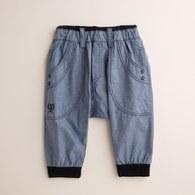 KA休閒牛津飛鼠褲(共二色)