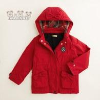 KA女生款透氣防濕兩件式保暖外套