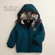 KA透氣防濕風衣布保暖外套