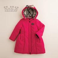 KA透氣防濕長版保暖外套
