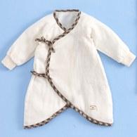 KA有機棉紗布蝴蝶裝