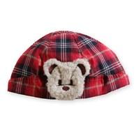 KA經典格紋熊熊BABY帽