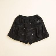 KA翹女孩低調短褲裙(日本布)