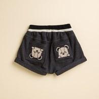 KA屁屁熊休閒短褲