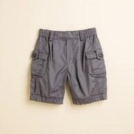 KA素色搭配大口袋休閒褲