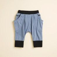KA大口袋休閒長褲